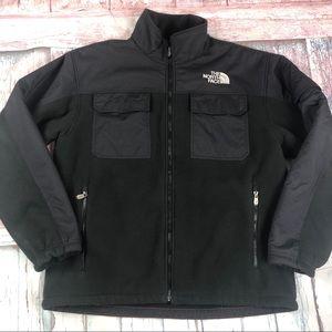 The North Face Nylon & Fleece Winter Jacket